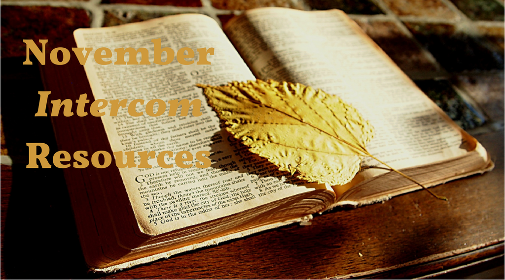 Intercom-November-Resources